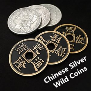 Chinese Silver Wild Coins