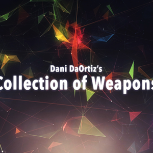 Dani's Collection of Weapons by Dani DaOrtiz