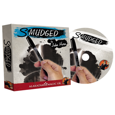 Smudged (DVD and Gimmick) by John Horn